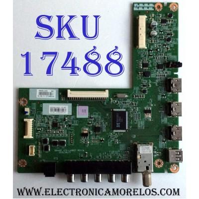 MAIN / BEST BUY / TOSHIBA 461C8A21L21 / SBA49T VTV-L49627 REV: 1A / 431C8A21L21 / PANEL`S K550WDR-HE350 REV.(3)A+3 / K550WDR-HE350 / KE550WDR-HE350 / MODELOS 55L310U / 55L310U REV. A