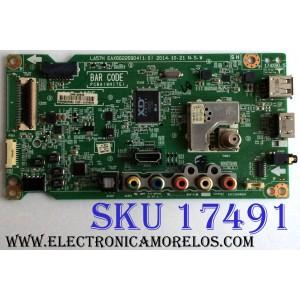 MAIN / LG EBU62930363 / EAX66226904(1.0) / 52EBU010-007J / EAX66226904 / PANEL LC320DUE (MG)(A3) / MODELOS 32LF5600-UB / 32LF5600-UB BUSYLJM