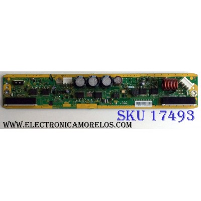 X-SUS / PANASONIC TXNSS1PMUU / TNPA5313 / PANEL MC127HU1400 / MODELOS TC-50PX34 / TC-P5032C / TC-P50X3