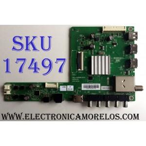 MAIN / LG 1609317M / 5823-A5M58N-0P00 / 1609317LA1355 / 1609317M-M01752 / VER00.04 / PANEL RDL400FY (QD0-406) REV.00 / MODELOS 40LH5000-UA.CUSJLH / 40LH5000