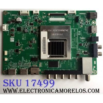MAIN / VIZIO 55.76N01.A04 / 48.76N06.021 / 5576N01A04 / 5576N01A04G / 13039-2 / PANEL LSC400HM09 / MODELO E400I-B2