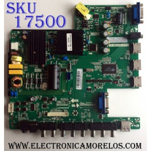 MAIN / FUENTE (COMBO) / SCEPTRE B16032900 / TP.MS3393.P712 / T201603066A / 8142123332082 / 40_DLED_FHD_60 / LSC400HN02 SAM / 5fae 20160322_133735 / PANEL´S CN40HB772 / LSC400HN02-G02 / MODELO X40 SBNV93CD