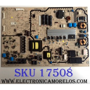 FUENTE DE PODER / PANASONIC N0AE4JJ00006 / PS-311 / AS10361 / 1CA1991 E / PS311WW C / 1CA1991 / PANEL LC420EUH (SC)(A4) / MODELO TC-L42D2