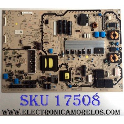 FUENTE DE PODER / PANASONIC N0AE4JJ00006 / PS-311 / AS10361 / 1CA1991 E / PS311WW C / 1CA1991 / PANEL LC420EUH (SC)(A4) / MODELO TC-L42D2