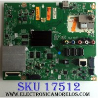MAIN / LG EBT64138302 / EAX66703203(1.0) / EAX66703203 / 63567802 / EAX66703202(1.0) / 59PRSL8-0002 / PANEL LC490EGE (FH)(M1) / MODELOS 49UF6430-UB / 49UF6430-UB AUSYLJR