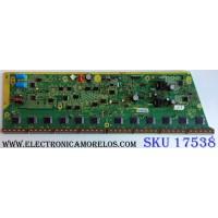 Y-SUS / PANASONIC TXNSN1PKUU / TNPA5349AB / TNPA5349 / PANEL´S MC106FU1431 / MC106FU1411 / MODELOS TC-P42ST30 / TC-P42S30