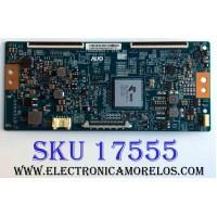 T-CON / SONY 55.43T06.C05 / 5543T06C05 / T500QVR03.1 / 50T33-C01 / PANEL T4300VF01.1 / MODELO XBR-43X800D
