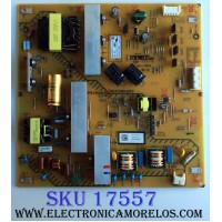 FUENTE DE PODER / SONY 1-474-649-11 / APS-405 / 147464911 / APS-405(CH) / 1-981-177-11 / PANEL T4300VF01.1 / MODELO XBR-43X800D