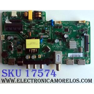 MAIN / FUENTE (COMBO) / BEST BUY / TOSHIBA B18073483 / TP.MS3553.PB982 / 02-SH353A-C013000 / 3MS553B0 / 55D510NA19 / MODELO 32L220U19