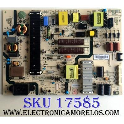 FUENTE DE PODER PARA TV LG 4K UHD HDR SMART TV / NUMERO DE PARTE 43LU2-L901N / 168P-L4R031-W0 / 5835-L4R031-W000 / L4R031 / CTI-600 / E249823 / PANEL RLD430WY LD0-304 / MODELO 43UJ6200-UA / 43UJ6200-UA.CUSYLH