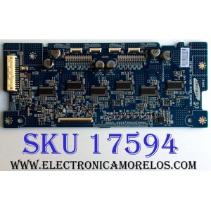 LED DRIVER / SONY SSL4055_2E4A / LJ97-03357B / SSL4055_2E4A REV:1.0 / 03357B / PARTES SUSTITUTAS / 1-857-944-11 / LJ97-03357A / LJ97-03357C / LJ97-03357D / PANEL LTY460HQ04 / MODELOS KDL-46HX729 / KDL-55NX720
