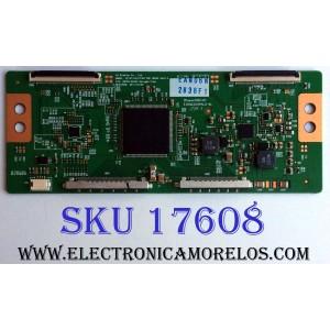 T-CON / PANASONIC 6871L-2836F / 6870C-0402C / 2836F / 75030413 / SUSTITUTAS 6871L-2944D / 6871L-2842F / 6871L-2842C / 6871L-2836A / 6871L-2836E / PANEL LC550EUD (SE)(M1) / MODELOS TC-L55E50 / TC-55LE54 / 55L7200U / MAS PARTES SUSTITUTAS EN DESCRIPCION