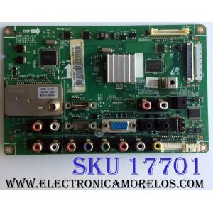 MAIN / SAMSUNG BN94-02679Z / BN41-01181B / BN97-03889G / PANEL T260XW02 / AU26X2SARRTW0CN29AP / MODELOS LN26B360C / LN26B360C5DUZA / LN26B360C5DXZA