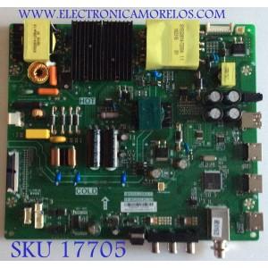 MAIN FUENTE (COMBO) INSIGNIA / 02-SW353B-C010012 / 3MS553LCBNA.01 / TP.MS3553.PC783 / B18062971 / PANEL LVF550CSDX E13 V1 / MODELO NS-55D510NA19