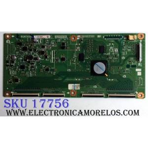 T-CON / SHARP DUNTKG400FM04 / G400FM04 / QPWBXG400WJZZ / QKITPG400WJTX / DUNTKG400WE01/(A) / PANEL JE600D3HD6AZ / MODELO LC-60UQ17U