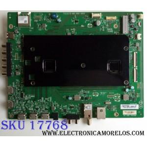 MAIN / VIZIO 756TXICB0QK008 / XICB0QK008 / 715G9370-M01-B00-005K / 715G9370-M02-B00-005K / XICB0QK008030X / S1804163341 / PANEL TPT550U1-QVN05.U EV:S59B0A / MODELO P55F-F1 LTMWXHKU