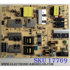 FUENTE DE PODER / VIZIO ADTVH1825AAY / 715G9147-P01-001-003H / VH1825AAY / A1804136989 / PANEL TPT550U1-QVN05.U EV:S9B0A / MODELO P55F-F1 LTMWXHKU