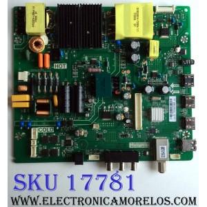 MAIN / FUENTE (COMBO) / BEST BUY / TOSHIBA / 02-SW353A-C008005 / B17083255 / TP.MS3553.PC785 / 3MS553LCANA.02 / 55D1630 / PANEL LVF550CSDX E11 V7 / MODELO 55L510U18