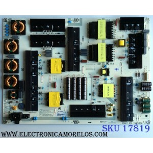 FUENTE DE PODER / HISENSE 235993 / RSAG7.820.7442/ROH / HLL-7080WK / E56327 / CQC16134139053 / PANEL`S HD750M7U71-L1\S0\GM\ROH / HD750M7U71-L1 / MODELO 75EU8070