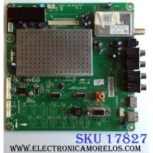 MAIN / HISENSE 154655 / RSAG7.820.2278/ROH / VER.B / LTDN42V77US(1) / E303981 / PANEL V420H-L06 / MODELO LTDN42V77US