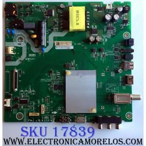 MAIN / FUENTE (COMBO) / HISENSE 233158A / RSAG7.820.8317/ROH / 233161A / 233158 / 233161 / HU40N2170MFWR / TM188730WG / 3TE40M182012 / PANEL JHD400N2F31-TXL2QL\S0\FM\ROH / 236022 / MODELO 40H4070E