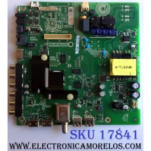 MAIN / FUENTE (COMBO) / HISENSE 211020 / RSAG7.820.7456/ROH / 213755 / HU40N2170FW / 3TE40M1752C8 / TM183945LC / MODELO 40H5080E