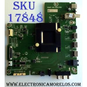 MAIN / HISENSE 239732 / RSAG7.820.8252/ROH / 233010 / HU65A6100UWR / ZTX187U54S0 / /B/1/3TE65G182685 / E303981 / PANEL / MODELOS 65R6070E / FH65R6E