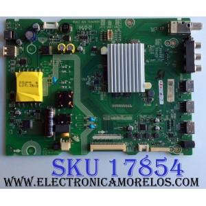 MAIN / FUENTE (COMBO) / HISENSE 230072A / RSAG7.820.7434/ROH / 230075A / HU32K2604HWR(1000) /3TE32G1809D4 / TM186F402M / G1809B7 / MODELO 32H4E