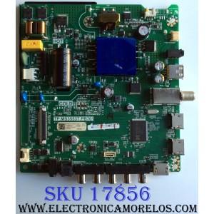 MAIN / FUENTE (COMBO) / HISENSE 234185D / TP.MS3553T.PB701 / 213004D / HU40N2176F / 3TE40M181661 / 234585 / 313004D / TM186E30W3 / MODELO 40H3080E