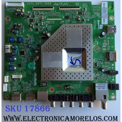 MAIN / JVC 3650-0162-0150 / 0171-2271-5242 / 3650-0162-0395 / PANEL / MODELO SP50M-C / SP50M-C TA1DSC