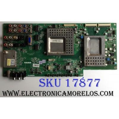 MAIN / TOSHIBA 75014846 / STT40T VTV-L4010 REV:1 / 431C1851L12 / 461C1851L12 / TT46T / PANEL LTA460HF03 / MODELO 46XV640UZ