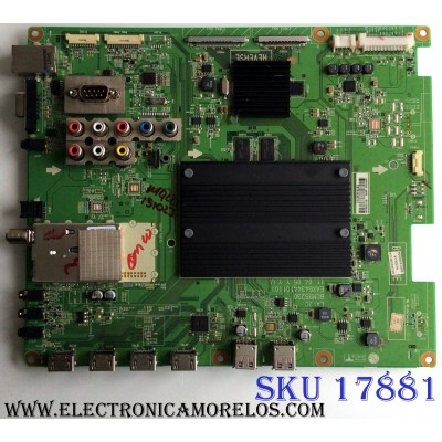 MAIN / LG EBT61932707 / EAX64344101 (0) / EAX64344102 (1) / PARTE SUSTITUTA EBT61672510 / PANEL T645HW05 V.0 / MODELOS 65LW6500-UA.AUSDLUR / 65LW6500