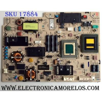 FUENTE DE PODER / SONY 1-474-294-11 / 1-883-916-12 / APS-290 (MY) / 147429411 / MODELO KDL-32EX720