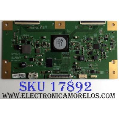 T-CON / SONY 6871L-4483D / 6870C-06429B / 4483D / PANEL YD65650CNG02B / MODELO XBR-65X750D