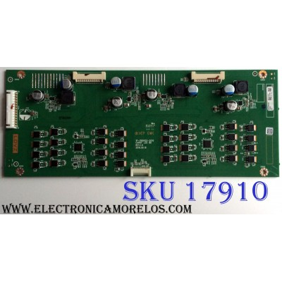 LED DRIVER / VIZIO 0570CAR0F000 / 1P-1169X02-2010 / 0570CAR0F000 662A / REV:1.0 / E253117 / PANEL S700FUA.4 / MODELO M70-E3 LFTRHZAT