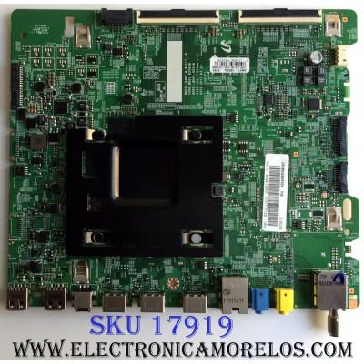 MAIN / SAMSUNG BN94-12642F / BN41-02568B / BN97-13635L / PANEL CY-GM055HGHV4H / MODELOS UN55MU6300FXZA CC12 / UN55MU6300F / UN55MU6300FXZA CA06