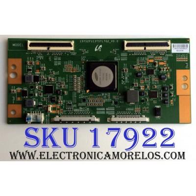 T-CON / SONY LJ94-34697D / 15YS2FU13TSTLTG2_V0.0 / 34697D / PANEL SYV5541 / MODELO XBR-55X850C