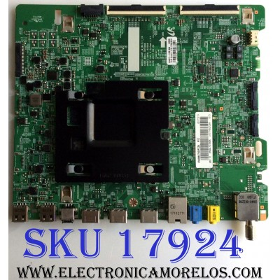 MAIN / SAMSUNG BN94-12399A / BN41-02568B / BN97-12816N / PANEL CY-KK049HGLV3H JW50 / MODELOS UN49MU7000 UN49MU7000FXZA FC02