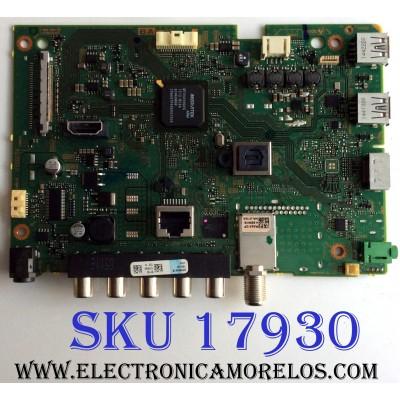 MAIN / SONY A-2066-941-B / 1-894-094-22 / 173534122 / A2066941B / A2066941B 557G / PANEL NS5F400VND01 / MODELO KDL-40R510C