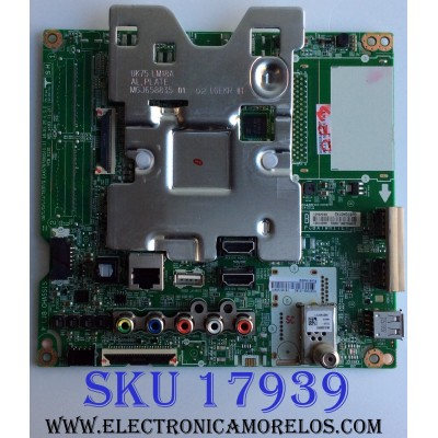 MAIN / LG EBT65198906 / EAX67872805 (1.1) / EAX67872805 / 64691901 / PANEL HC500DQN-VCUR2-914X / MODELOS 50UK6500AUA.AUSJLJR / 50UK6500AUA