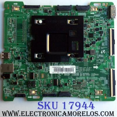 MAIN / SAMSUNG BN94-12708A / BN41-02570B / BN97-13726A / PANEL CY-QM049HLLV1H KW09 / 49A6AU0QM / MODELOS QN49Q6FA / QN49Q6FAMFXZA FA01
