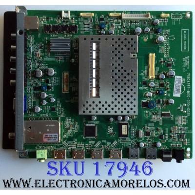 MAIN / VIZIO 756TXACB5K052 / TXACB5K052 / TXACB5K05203 / 715G4365-M0G-000-005K / 715G4365-M01-000-005K / TXACB5K05204 / PANEL LC420WUE (SC)(A1) / MODELOS E422VA / E422VA LTLNJIAL