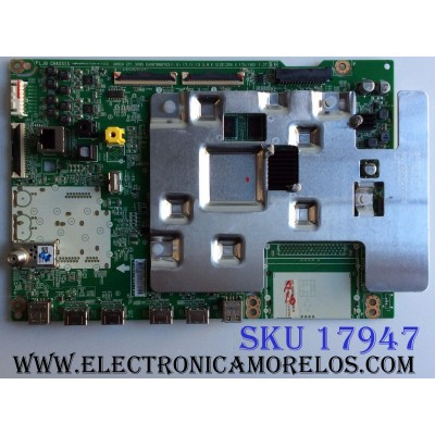 MAIN / LG EBT65180503 / EAX67868703 (1.0) / EAX67868703 / PANEL HC550DQB-SLUA1-214X / MODELOS 55SK9000PUA.BUSWLJR / 55SK9000PUA