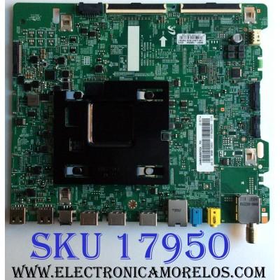 MAIN / SAMSUNG BN94-12662V / BN41-02568B / BN97-13635A / PANEL CY-GM049HGLV8H / MODELOS UN49MU6290FXZA FB02 / UN49MU6290F