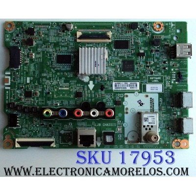 MAIN / LG EBU64644606 / EAX67848002 (1.0) / EAX67848002 / 64644606/ PANEL NC430DUE-AAFX1 / MODELOS 43LK5700PUA.AUSWLJM /43LK5700PUA