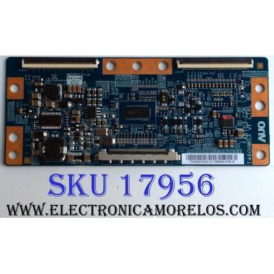 T-CON / LG 55.42T13.C02 / 46T03-C0K / T460HW03 VF CTRL BD  / 5542T13C02 / PANEL T420HW08 V.1 / MODELOS 42LV3500-UA.SUSDJK / 42LV3500 / NS-42E760A12