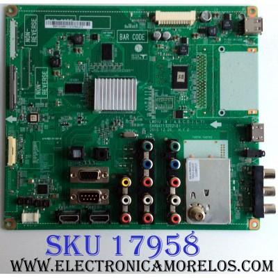 MAIN / LG EBR73308801 / EAX64113202 (0) / EAX64113202 / PANEL T370HW03 VN / MODELOS 37LK450-UB.CUSDLH / 37LK450-UB
