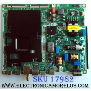 MAIN / FUENTE (COMBO) / SAMSUNG 3200211001010AE / VN43US100U0XBE / JDM_43_KANT-SU / REV 1.0 / PANEL BOEI430WQ1 / MODELOS UN43NU6900FXZA BZ01 / UN43NU6900F