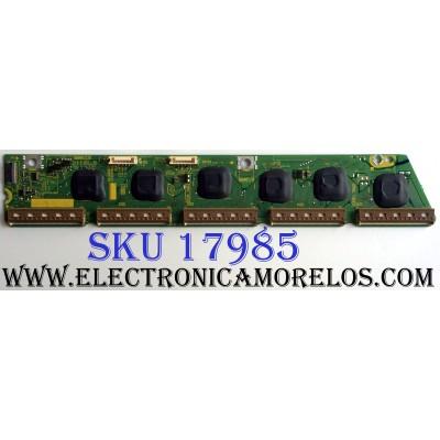 BUFFER SD / PANASONIC TXNSD1RFUU / TNPA5531 / PANEL MC127FJ1531 / MODELOS TC-P50GT50 / TC-P50ST50