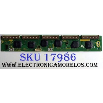BUFFER SU / PANASONIC TXNSU1RFUU / TNPA5530 / PANEL MC127FJ1531 / MODELOS TC-P50GT50 / TC-P50ST50